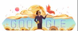 """""""غوغل"""" يحتفي بميلاد أنسي الحاج"""
