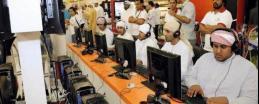 الإمارات ثالث أكبر بلد استعمالا للإنترنت في العالم