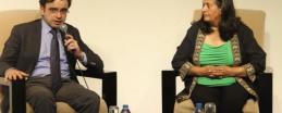 """صور.. روز شوملي توقع """"جبرا ابراهيم جبرا جدلية الذات والمحيط"""" في متحف درويش"""