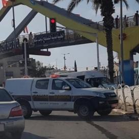 اصابة 11 عاملا من الضفة في حادث طرق بالطيبة