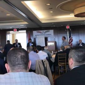 ممثلون عن منظمات فلسطينية فاعلة يطلقون اول لوبي مؤيد للحق الفلسطيني في واشنطن