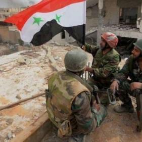 الجيش السوري نجح في جعل دمشق آمنة