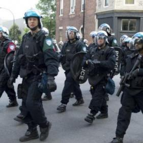 تورونتو الكندية.. مسلح يطلق النار على أشخاص وينتحر