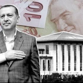 """""""السلطان"""" أردوغان أنفق 600 مليون دولار لبناء قصره الذي يعتبر """"ملكاً للشعب"""""""