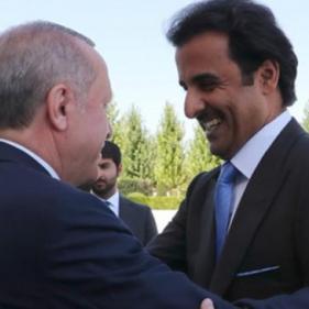 قطر تدعم اقتصاد تركيا بـ15 مليار دولار