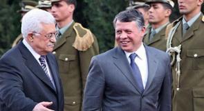الرئيس عباس مستاء من القادة العرب وعاهل الاردن ضغط للافراج عن اموال الضرائب