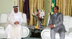 موريتانيا  تطرد امير قطر اثر مشاده مع رئيسها