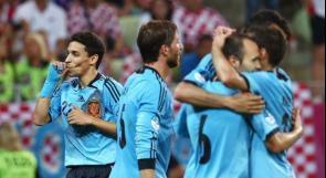 يورو 2012: بالصور اسبانيا تتصدر وايطاليا تتأهل