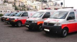 11 إصابة في حادث سير على طريق رافات