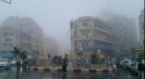 الأمطار قادمة :طقس فلسطين ينصح ربات البيوت بفرش السجاد