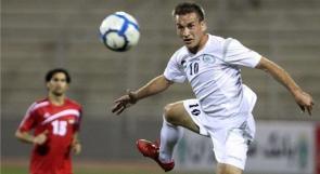 العتال: كرة القدم الفلسطينية تتطور ومطلوب مزيد من الدعم