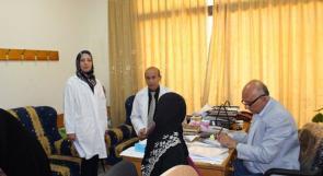 جامعة خضوري تنظم يوم طبي حول الأمراض الجلدية والتناسلية لطلبتها