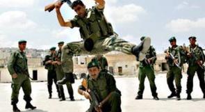 تعديل في قيادة الاجهزة الامنية الفلسطينية