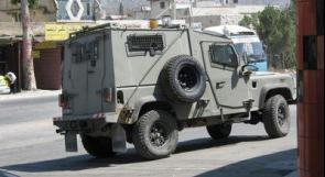 الخليل : إصابة 3 جنود بجراح جراء تعرضهم للرشق بالحجارة