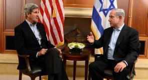 كيري فَهِم أن نتنياهو غير معني بالتوصل إلى اتفاق نهائي