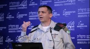 """كوخافي: 170 ألف صاروخاً تشكل خطراً كبيراً على أمن """"إسرائيل"""""""