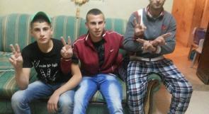 بالصور... الاحتلال يعتقل 3 أشقاء بالقدس