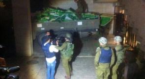 بالصور... محدث ... قوات الاحتلال تقتحم جامعة بيرزيت.. مواجهات بين الشبان والجنود