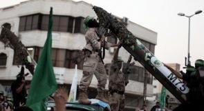 "لأول مرة..كتائب القسام تقصف ""ديمونا"" بثلاثة صواريخ ""M75"""