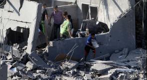 الحرب على الاسمنت، المادة الاساسية لاعادة اعمار غزة