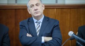 نتنياهو يزعم: العملية هي نتيجة لتحريض السلطة الفلسطينية