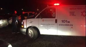 الجليل: إصابة خطيرة لطفل إثر حادث دهس