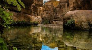 وادي القلط في اريحا