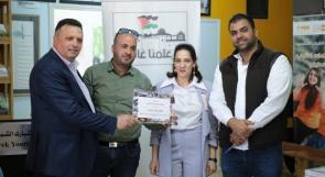 شارك يكرّم وسائل الاعلام لدورها في تغطية قضايا الشباب في فلسطين
