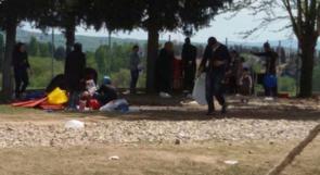فلسطينيو سورية العالقون في اليونان إحباط ويأس ومصير مجهول