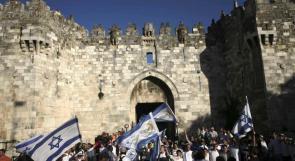 وقاحة واستفزاز ... المستوطنون يتدفقون الى القدس القديمة