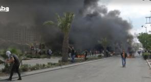الضفة تنتفض في يوم النكبة.. وترفض افتتاح السفارة الأمريكية في القدس
