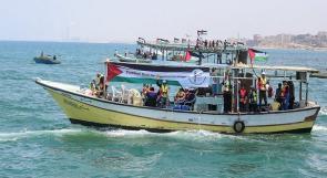 فيديو| آخر المحتجزين من ركاب سفينة الحرية يروي لوطن تفاصيل الرحلة