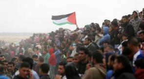 """الاحتلال يتوقع استمرار مسيرات العودة خلال الصيف، ويتفاجئ: """"الضفة لا تتحرك !"""""""