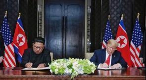 لماذا استبدل زعيم كوريا الشمالية قلم الطاولة في قمته مع ترامب ؟!