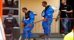 الشرطة الألمانية تعلن إحباط هجوم بقنبلة بيولوجية