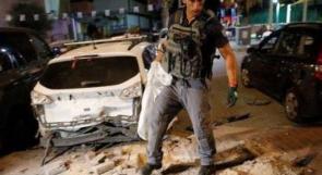 إصابة 16 مستوطنا بقصف صاروخي من غزة