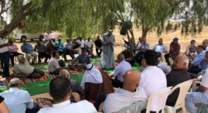 """تضامن كبير مع """"شيخ العراقيب"""" صياح الطوري وتنديد بقرار سجنه"""