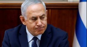 """نتنياهو """"يؤيد"""" دولة فلسطينية منزوعة السيادة والسلاح"""