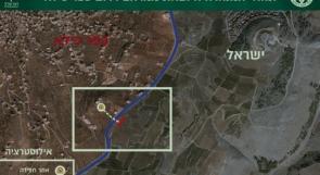 الاحتلال يزعم اكتشاف نفق هجومي على الحدود اللبنانية