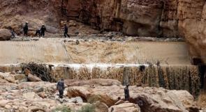 الأردن يعلق دوام المدارس في الجنوب بسبب سوء الطقس