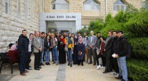 العالم روزباش الحاصل على جائزة نوبل للطب في زيارة علمية لجامعة القدس