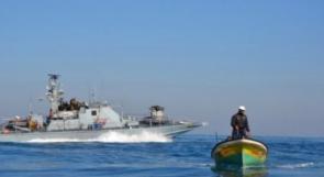 بحرية الاحتلال تعتقل صيادَيْن في بحر رفح