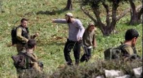 رام الله: مستوطنون يطلقون النار تجاه منازل المواطنين في عين يبرود