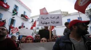 """احتجاجاً على سياسات الحكومة.. إضراب عام في تونس بدعوة من """"اتحاد الشغل"""""""