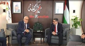 بلدية رام الله والاهلية للتأمين توقعان اتفاقية تقديم الخدمات التأمينية