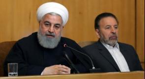 الرئيس الإيراني: على دول المنطقة التوحد لطرد الصهيونية