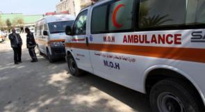 إصابة 5 مواطنين بانقلاب دراجة نارية أطلق عليها الاحتلال النار شمال غزة