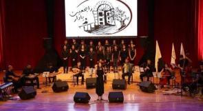 فرقة التخت الشرقي تعزف شوقا وحنينا في مؤتمر المغتربين