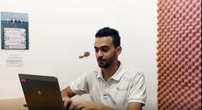 الطبيب البغدادي يتغلب على البطالة عبر منصات العمل الحر