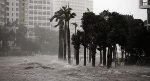 """إعصار """"تاباه"""" يقترب من كوريا الجنوبية"""